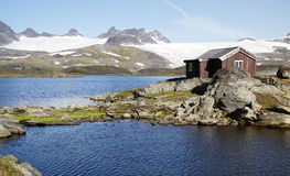 Sogne Fjell Royalty Free Stock Photos