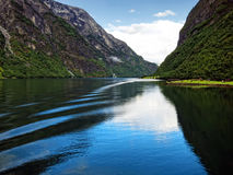 Sogne fjord, Norway Royalty Free Stock Photo