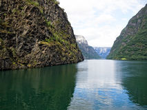 Sogne fjord, Norway Royalty Free Stock Image