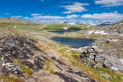 Sognefjellsvegen, Norway, Europe Royalty Free Stock Photography