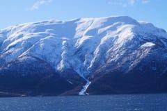 sognefjord Норвегии Стоковые Фото
