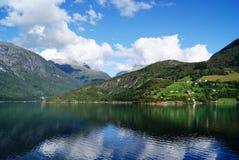 sognefjord Zdjęcia Stock