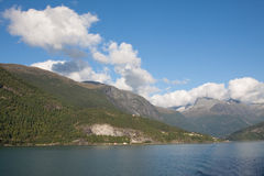 Sognefjord Images stock
