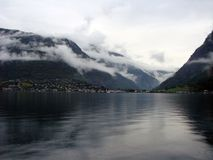 Sognefjord Photographie stock libre de droits