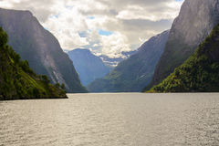 Sognefjord photos stock