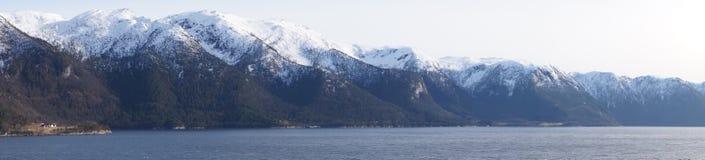 Sognefjord en Norvège photographie stock libre de droits