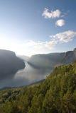 Sognefjord Norway Stock Photos