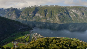 Sognefjord, Norway Royalty Free Stock Photos