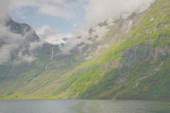 Sognefjord Royalty Free Stock Image