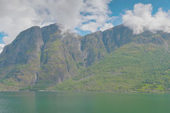 Sognefjord Royalty Free Stock Images