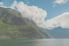 Sognefjord Stock Photography