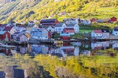 Sognefjord scenery, Norway, Scandinavia Stock Photos