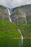 Sognefjord Royalty Free Stock Photography