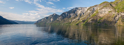 Sognefjorden, Norway. Stock Images