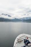 Sognefjorden in norwegian Fjords Royalty Free Stock Photography