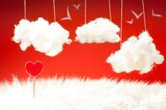 Sogni circa amore Fotografie Stock