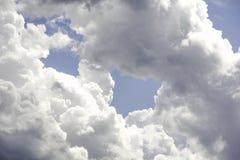 Sogni della nuvola Fotografia Stock