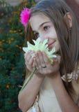 Sogni di amore Fotografia Stock