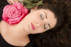 Sogni di Rosa. Immagini Stock