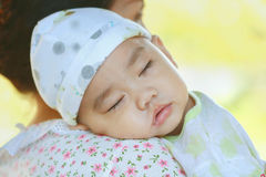 Sogni dolci Fotografie Stock