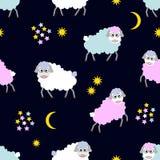 Sogni dolci dolci illustrazione di stock
