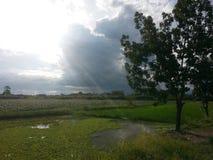 Sogni il lago Fotografia Stock