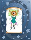 Sogni sulla base royalty illustrazione gratis