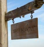 Sogno Immagini Stock Libere da Diritti