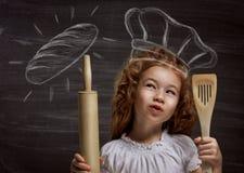 Sogno dei bambini Fotografie Stock Libere da Diritti