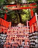 Sogno dei tori, Kyoto, Giappone Immagini Stock