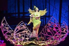 """Sogno del """"The di dramma di angelo-ballo di Phoenix del  di seta marittimo di Road†Fotografie Stock"""