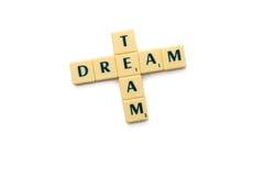 Sogno del gruppo Immagini Stock