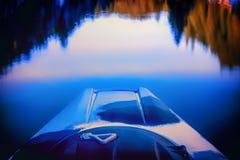 Sogno del kayak Fotografia Stock