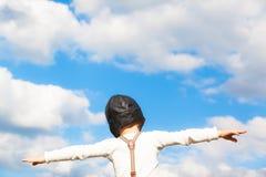 Sogno del volo Fotografia Stock Libera da Diritti