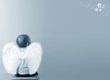 Sogno dell'angelo Fotografie Stock