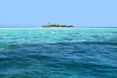 Sogno dell'isola Fotografia Stock