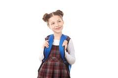 Sogno della ragazza della scuola Fotografia Stock Libera da Diritti