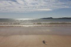 Sogno della spiaggia Fotografia Stock Libera da Diritti