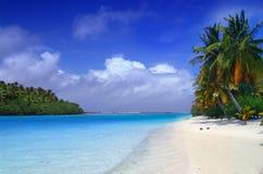 Sogno di Aitutaki Immagini Stock Libere da Diritti