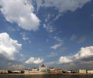 Sogno di Budapest Fotografia Stock Libera da Diritti