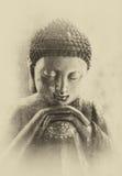 Sogno di Buddha Immagini Stock