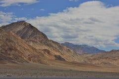 Sogno di Death Valley Fotografia Stock