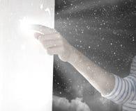 Sogno di notte Fotografie Stock