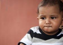 Sogno infantile del bambino Fotografie Stock Libere da Diritti