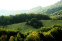 Sogno in montagne Fotografie Stock Libere da Diritti