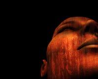 Sogno terribile caldo Fotografia Stock Libera da Diritti
