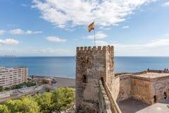 Sohail城堡 库存图片