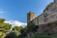 Sohail Castle Στοκ Εικόνες