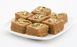 Sohan Papdi Stock Photography