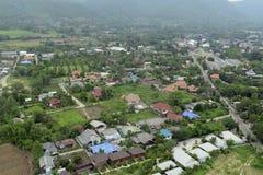 SOHN PAI ASIENS THAILAND MAE HONG Stockfotos